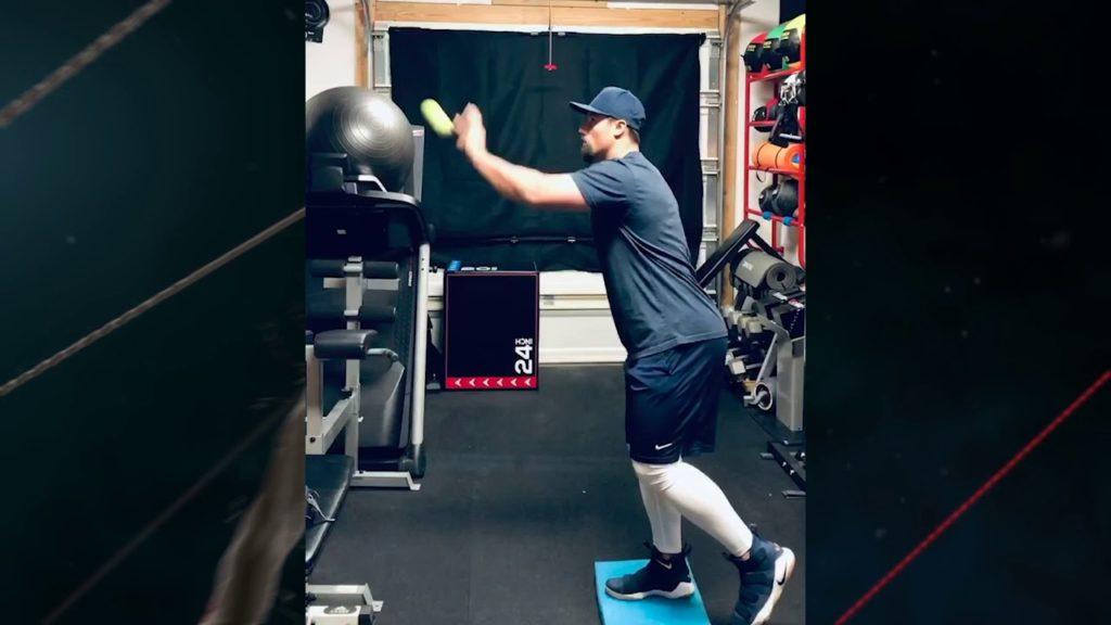 #FindAWayToPlay | Mariners Pitcher Dan Altavilla