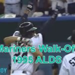 The Mariners walk off to win the 1995 ALDS vs the Yankees, a breakdown