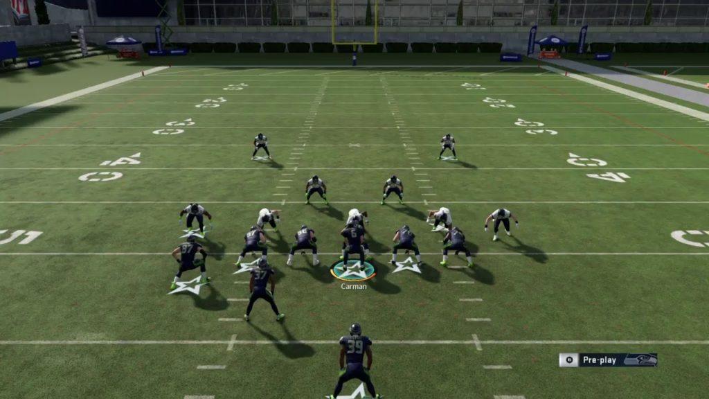 LMA Seahawks vs 49ers S7W8