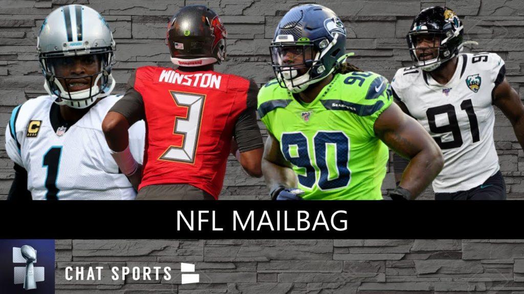 NFL Rumors Mailbag: Jadeveon Clowney? Cam Newton To Patriots? Yannick Ngakoue Trade? Jameis Winston?