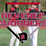 Nantes Atlantique Baseball Softball Mariners saison 2019
