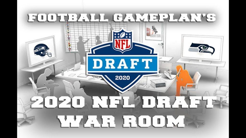 FBGP's Inside the War Room: Seattle Seahawks Mock Draft