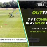 Shaun Derry – Oxford United 3 v 2 Combination Play – Football DNA