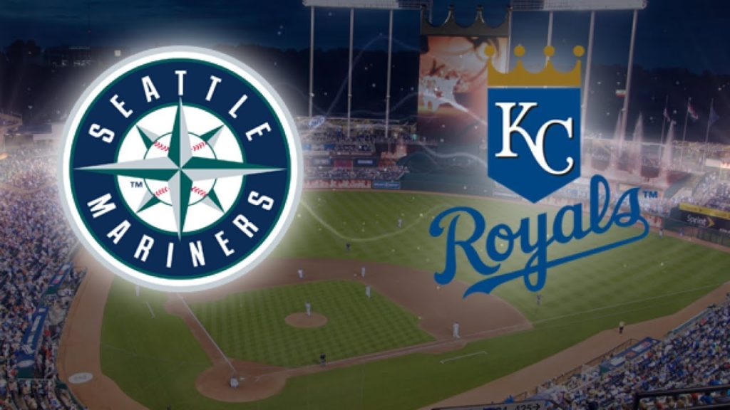 Seattle Mariners @ Kansas City Royals (MLB The Show franchise mode)