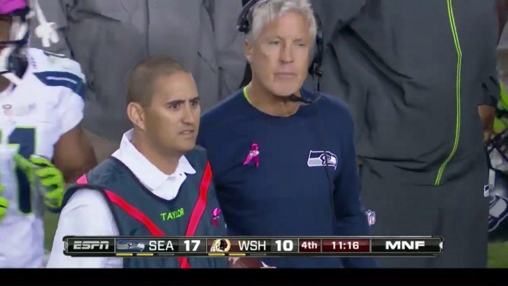 Seahawks vs Redskins 2014 Week 5