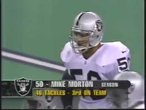 1997 – Week 09 – Seattle Seahawks – Oakland Raiders