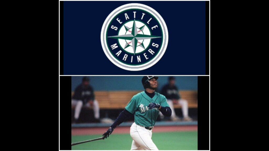Seattle Mariners Custom Home Run Horn (KEN GRIFFEY JR.)