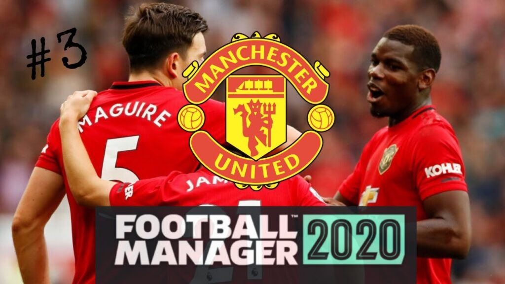 Man Utd Let's Play Football Manager 2020: Liverpool away!