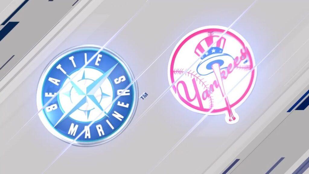 5/23 Mariners vs. Yankees Highlights