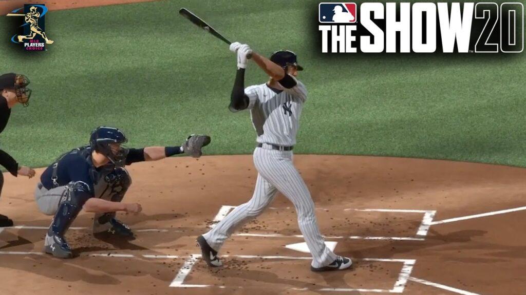 5/22: Mariners vs. Yankees – MLB the Show 20
