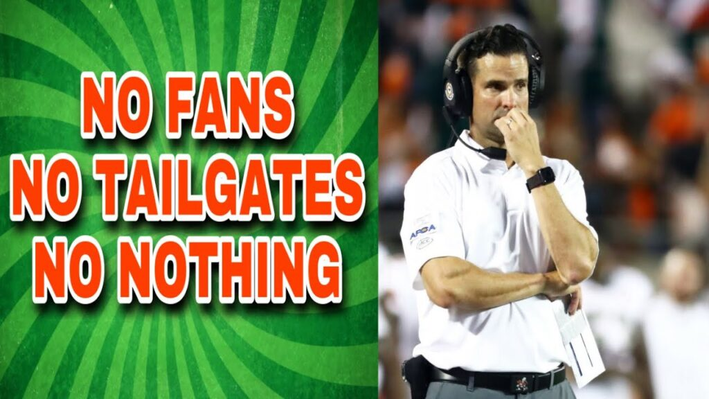 President Julio Frenk says Miami Hurricanes Football likely to play in EMPTY STADIUMS