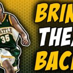 Kevin Durant Talks About Buying The Seattle Sonics