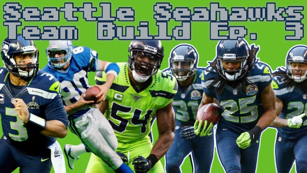 RETRO BOWL TEAM BUILDS – SEATTLE SEAHAWKS EP. 3! RUSSELL WILSON HURT! HOW WILL WE RESPOND???