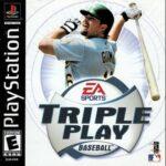 Triple Play Baseball (PlayStation) – Seattle Mariners at San Francisco Giants