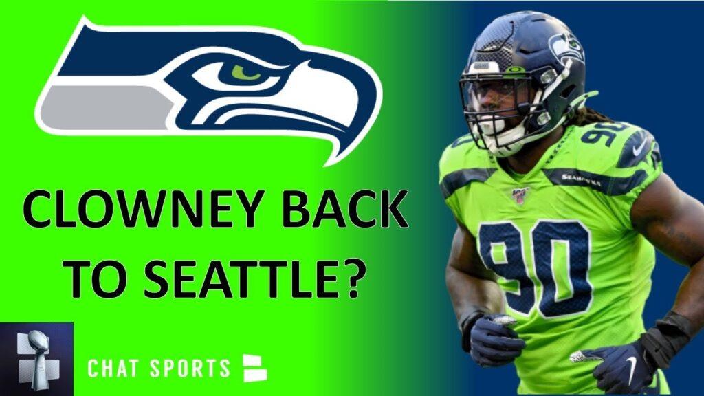 Seattle Seahawks Rumors: Jadeveon Clowney Re-Signing Chances?