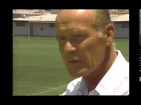 1988 VHS Tape – Football Jim MacMahon Jay Hilgenberg Quarterback and Center Play Chicago Bears