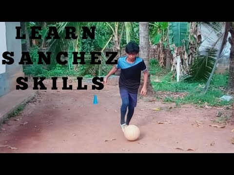 Learn SANCHEZ Football Skills | How to play like SANCHEZ | Soccer Arena | #TRAINING