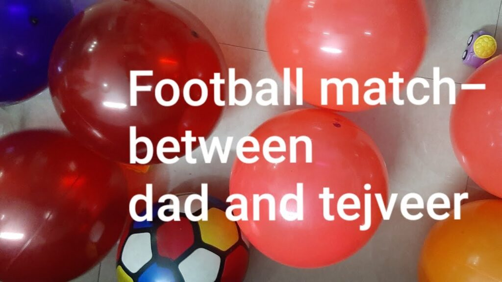 Baby playing football with dad | Tejveer very much excited and happy| Fun activities | Baby activity