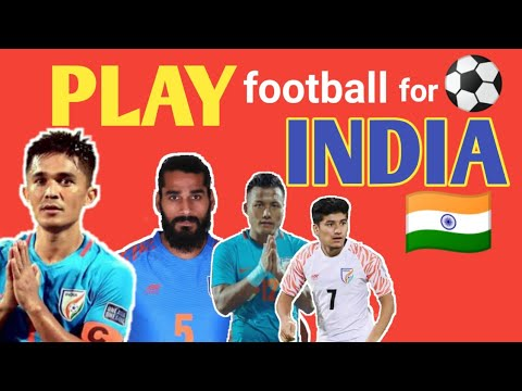how to become a Football player in india | play in indian Football team | career in football (hindi)