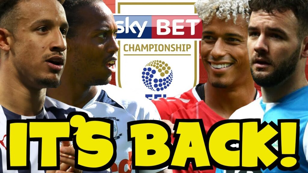 MY REACTION TO CHAMPIONSHIP FOOTBALL COMING BACK, PLAYERS REFUSING TO PLAY & MORE!