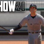 6/3: Yankees vs. Mariners – MLB the Show 20