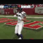 MADDEN 20:  Seattle Seahawks @ Tampa Bay Buccaneers