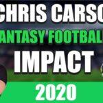 Chris Carson Fantasy Football Outlook and Impact 2020