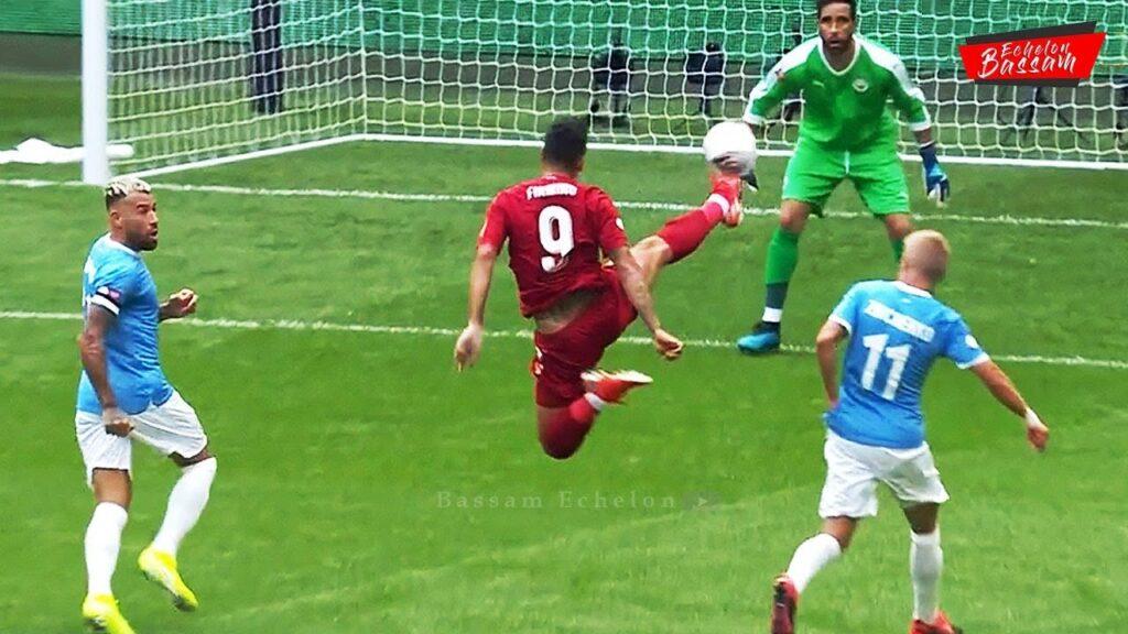 Roberto Firmino Plays Football Like A Magician