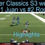 Premier Classics S3 week 3 Seahawks vs Titans