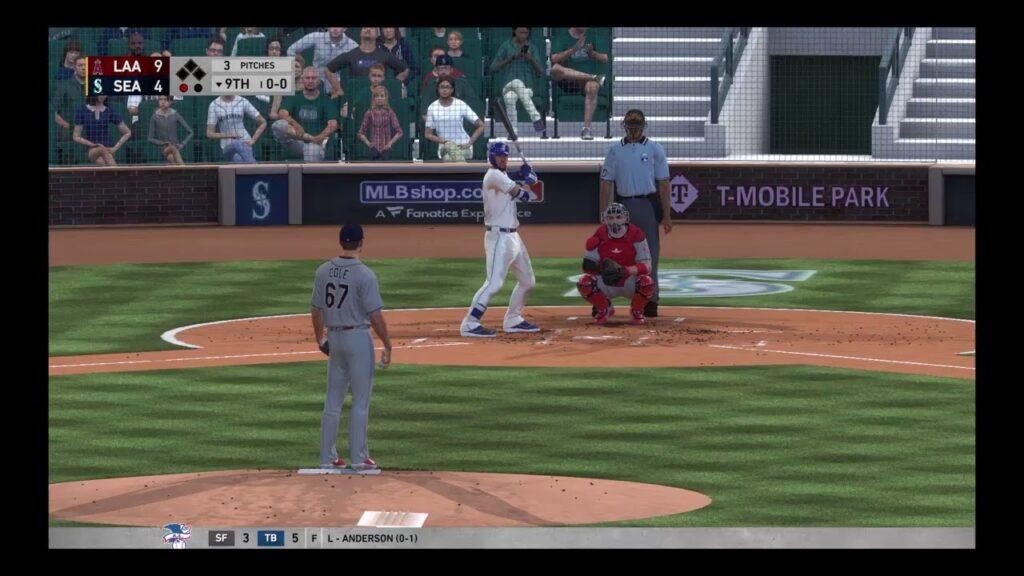 LCGN Baseball Regular Season: Angels vs. Mariners (6/6/20)