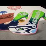 Seattle Seahawks Mini Poster Part 3