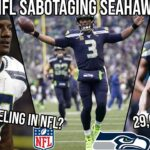 Is the NFL Trying to SABOTAGE the Seattle Seahawks – Seahawks Fan Reacts to NFL SABOTAGE (maybe)