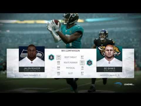 Jaguars VS Seahawks SOB 20 WEEK 8