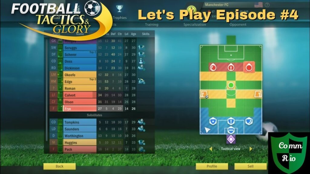 Can We Start a Winning Streak?- Let's Play Football Tactics & Glory Ep.  4