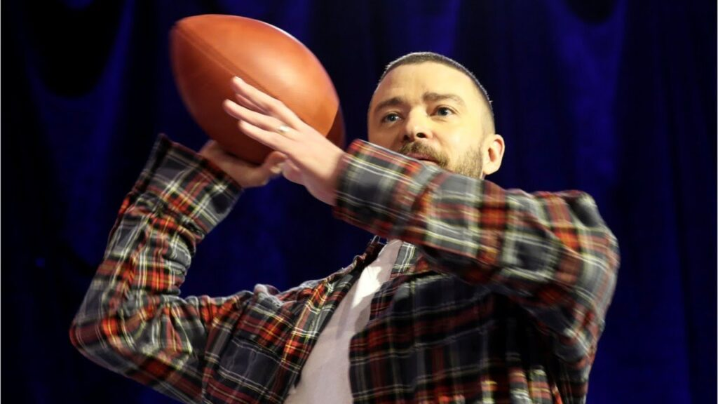 Justin Timberlake Doesn't Ever Want His Son To Play Football