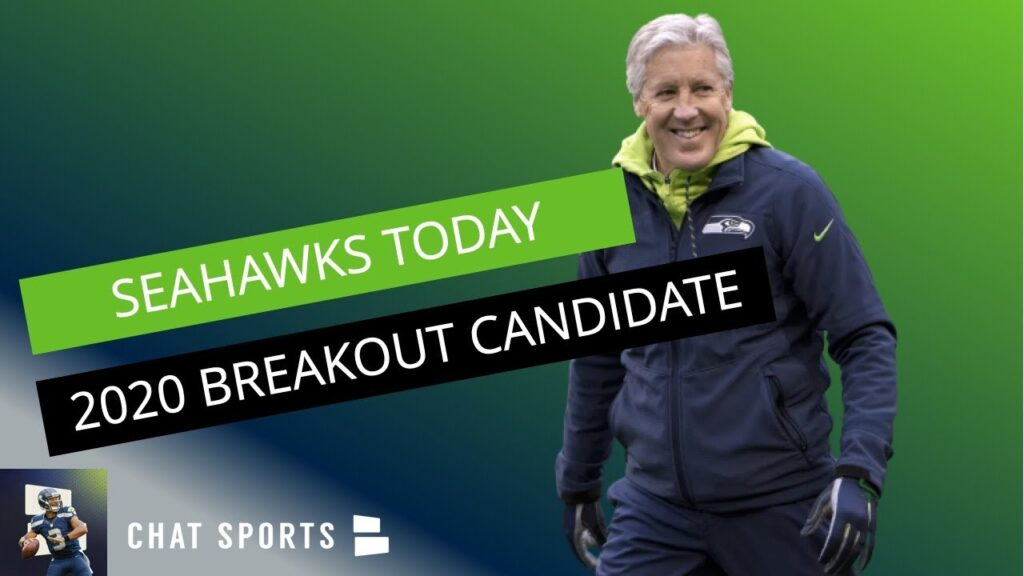 Seahawks Breakout Candidate For The 2020 NFL Season | Seattle Seahawks Today