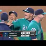 Mariners Pitchers Throw Combined No-Hitter