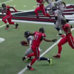 Seahawks@ Falcons Wild Card Round