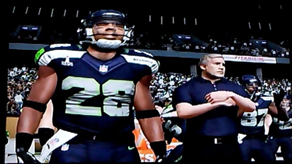 Madden 13: Seahawks Wins The Super Bowl Over The Jaguars (Including Super Bowl Celebration)