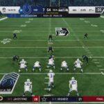 Madden 20 901 League Year 7 week 8 Seahawks vs Colts
