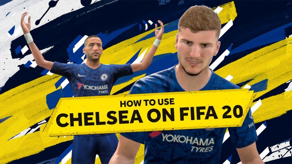 FIFA Tutorial: How to Play with Chelsea After Werner & Ziyech Transfers
