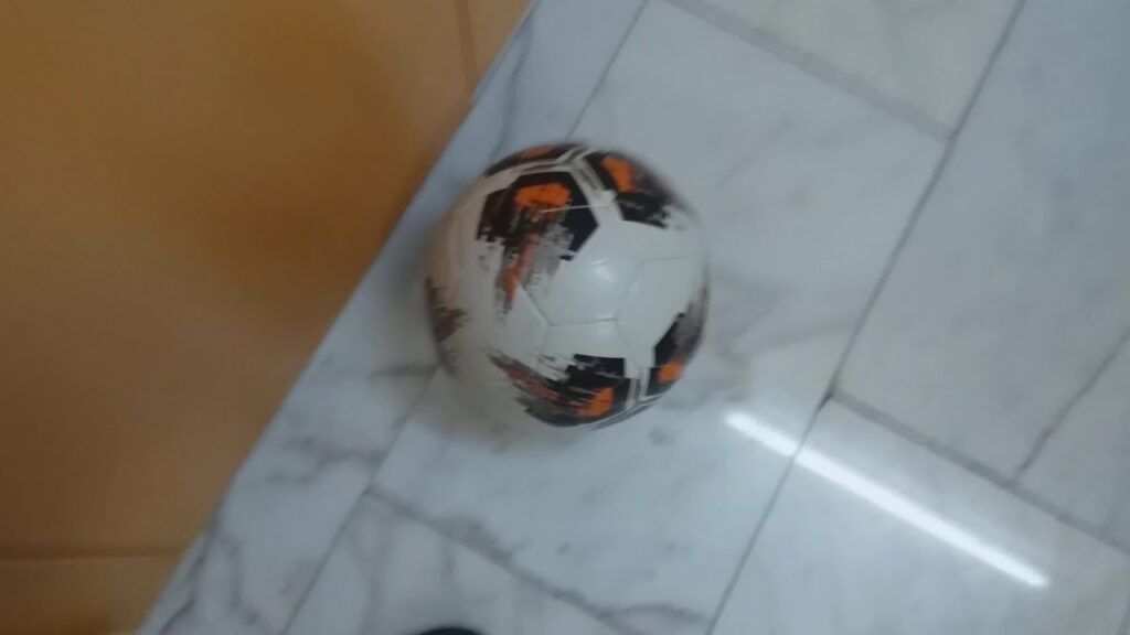 How to play Football  at home