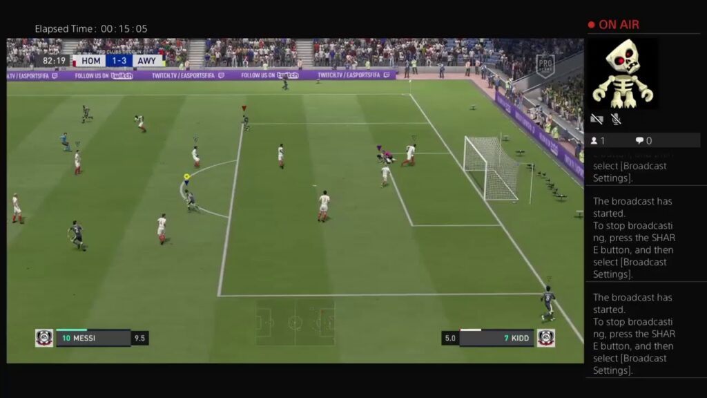 How to play st on pro club