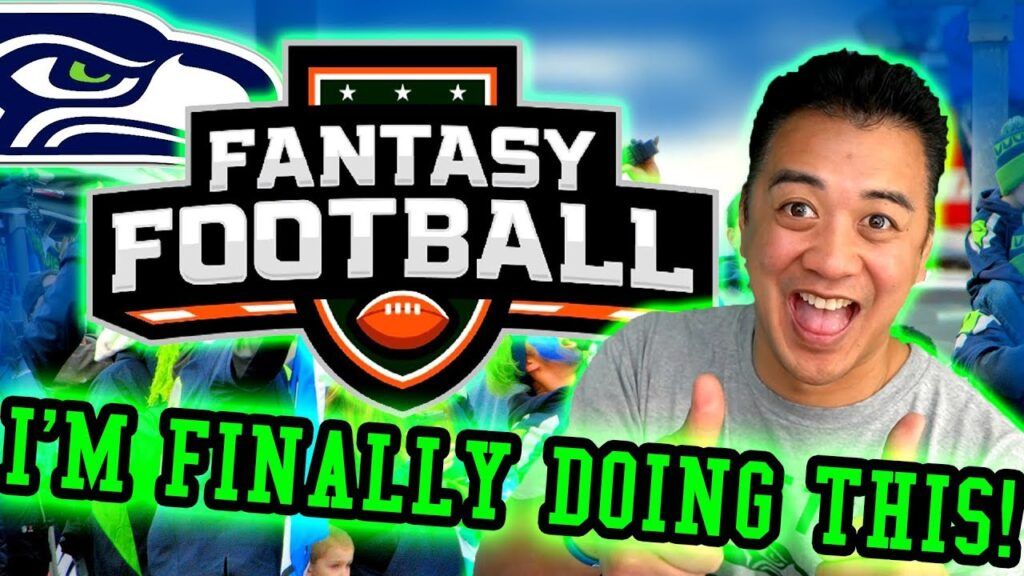 I'm finally playing FANTASY FOOTBALL! But how to get started? Plus, EASY Trivia Contest#8!